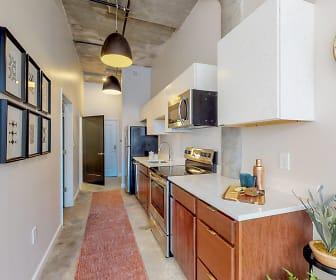 Kitchen, The Knick