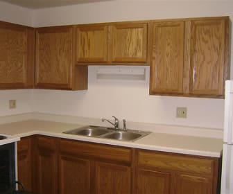 Kitchen, McKinley Apartments
