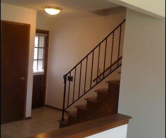 Foyer, Entryway, Waukesha Townhomes