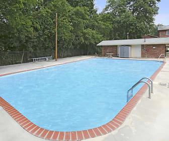Pool, Aumond Villa