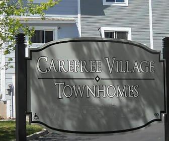 Carefree Village Townhomes, Village Seven, Colorado Springs, CO