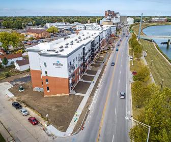 View, Riverview Apartments