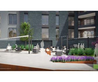 Building, BOS Apartments