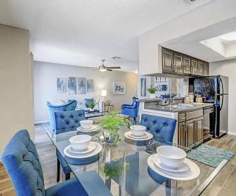 Vista Del Rey Apartments, Thunderbird Hills, San Antonio, TX