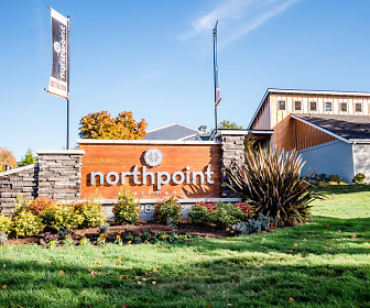 Northpoint Apartments, West End, Tacoma, WA