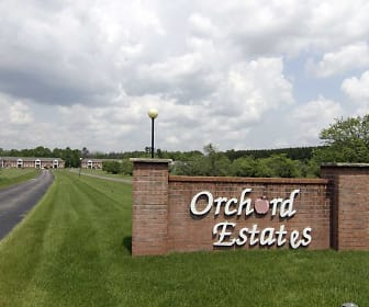 Community Signage, Orchard Estates