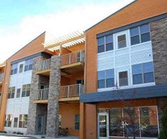 Building, Eagle Harbor Apartments