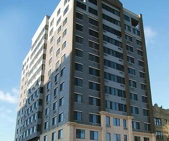 Building, Indigo 141