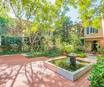 Sunset Barrington Gardens, California Healing Arts College, CA