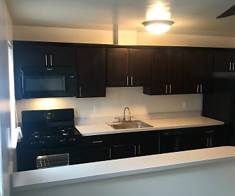 Upgraded kitchen for 2 bedroom, Orchard View Apartments