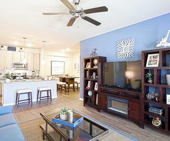 Living Room, Broxton Bay Apartments