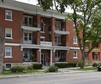 Raleigh Arms, North Hyde Park, Kansas City, MO