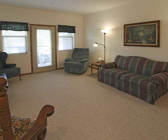 Living Room, Cannery Row Senior Community
