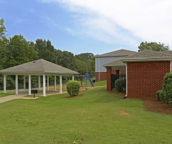Recreation Area, Magnolia Court