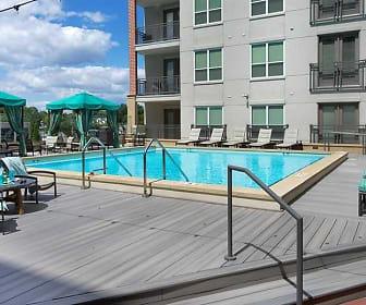 Pool, oneRookwood