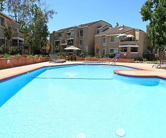 Pool, Arcadian Apartments