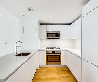 Kitchen, Ballston Place