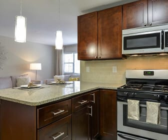 Kitchen, The Crossings at One North