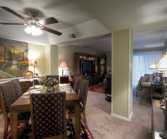 Dining Room, Seasons Three Apartments