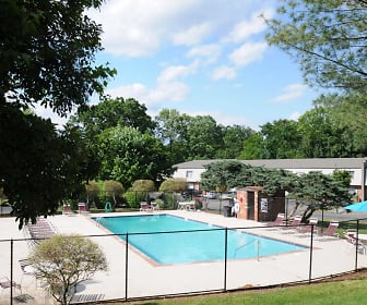 Pool, Veranda At The Ridge