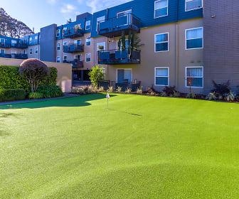 Skycrest Apartments, Linda Mar, Pacifica, CA