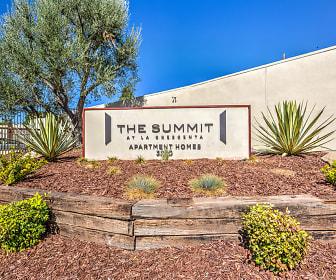 Community Signage, The Summit at La Crescenta