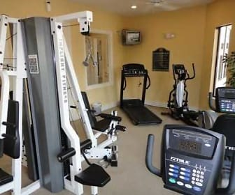Fitness Weight Room, Wildflower Villas
