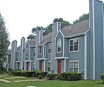 Building, Hilltop Townhomes