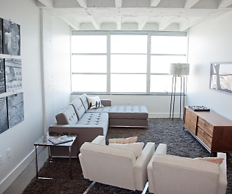 Living Room, Drayton Tower