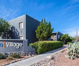 Community Signage, Zona Village at Pima Foothills
