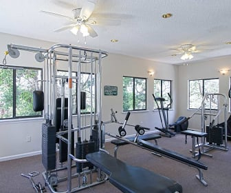 Fitness Weight Room, Mallard Cove