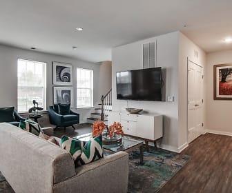 Living Room, Woodmont Cove