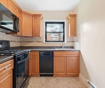 Kitchen, Eagle Rock Apartments At Hicksville/Jericho