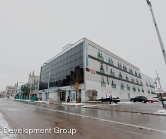 2828 Euclid Ave, St Vincent Charity Medical Center, Cleveland, OH