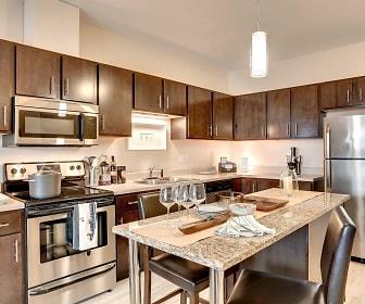 Kitchen, West Side Flats