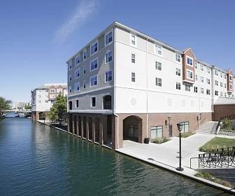 Building, Canal Overlook