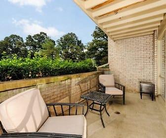 Patio / Deck, Parke Laurel Apartment Homes