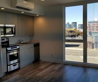 Kitchen, Tod Apartments