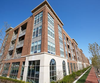 Apartments at the Yard: Keystone, Grandview Heights High School, Columbus, OH