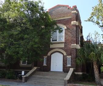 Hampton West, The Citadel, SC