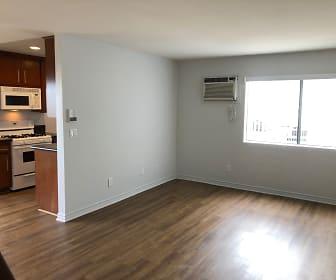 Champlin Apartments, Mar Vista, Los Angeles, CA