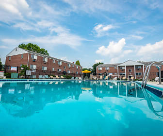 Pool, Sweetbriar Apartments