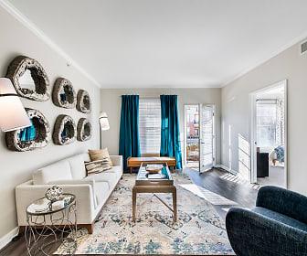 Living Room, ArtWalk CityCenter