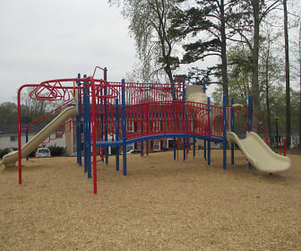Playground, Barracks West Apartments