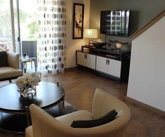 Interior-Living Room, Gables Wilton Park