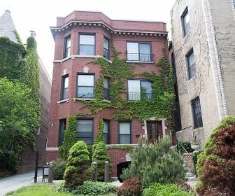 Cornell Terrace, East Hyde Park, Chicago, IL