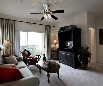 Living Room, The Lakes At Collier Commons