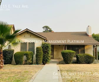 1115 E Yale Ave, Design Science High School, Fresno, CA