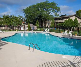 Windpoint Apartments, Racine, WI
