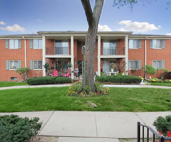 Building, Riverstone Apartment Homes